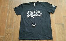 """LA Clippers """"It Takes Everything"""" T-Shirt SGA 10/30/16 Men's Size: X-Large NWOT"""