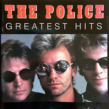The Police ‎CD Greatest Hits - Europe (VG+/VG)