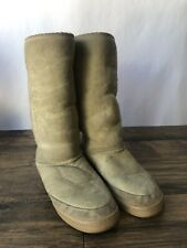 UGG Womens Original Classic Tall Boot - Australia Chestnut US Size M9-10 Nice !