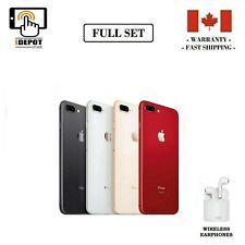 Apple iPhone 8 PLUS - Factory Unlocked - 64, 256 GB