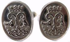 New 925 Sterling Silver ARGYLL & SUTHERLAND HIGHLANDERS A&SH Men's Cufflinks