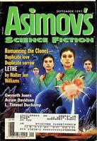 Vtg. Isaac Asimov's Science Fiction Magazine September 1997 Walter Williams m703
