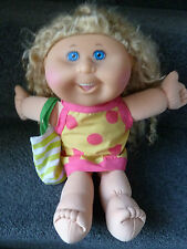 """Cabbage Patch Kid Girl Doll 14"""""""