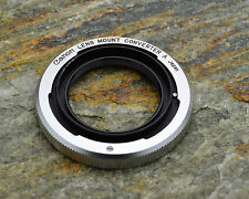 Canon Lens Mount Converter A L39 lens to Canon FL/FD Adapter (#002)
