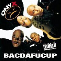 ONYX - BACDAFUCUP  CD  18 TRACKS HIP HOP / RAP  NEU