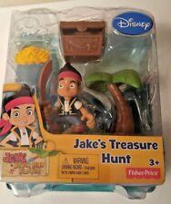 Disney Jake's Treasure Hunt - New in original box- Fisher Price