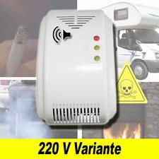 ALARMINSTALLATIE GAS ALARM CO LPG PROPAAN BUTAAN NL* CO3