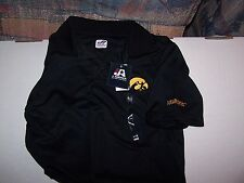 Iowa Hawkeyes polo size small NWT