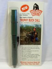 Whitetail Trophy Buck Deer Game Call By Elk Inc. New