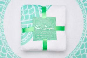 Belle Harper Baby Milestone Blanket Luxuriously Soft Fleece X-Large Shower Gift