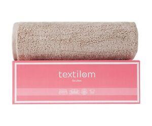 Textilom 100% Turkish Genuine Cotton Oversized Bath Sheet (40 x 80 inches)