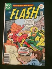 Flash #249 Vg+/F- Condition