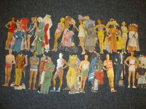 Hollywood Fashion Dolls, 1939
