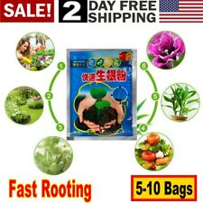 Hormone Growing Seedling Germination Cutting Clone Seed 10x Fast Rooting Powder