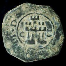 Felipe III, 2 Maravedis, Cuenca 1603 - 18 mm / 1.40 gr.