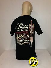 Mooneyes t-shirt size XL speed shop 32 roadster hot rod  ford