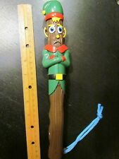"""12"""" Grumpy Elf Holiday Throw/Chew Stick for Dogs and Puppies - Open Box, New"""