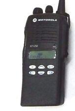 BEST MOTOROLA HT1250 UHF 450-512 Mhz on eBay ! 255ch !!!  radio only