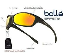 BOLLE SPIDER Flame Sports Cycling Running Safety Sunglasses 100% UV + New Pouch