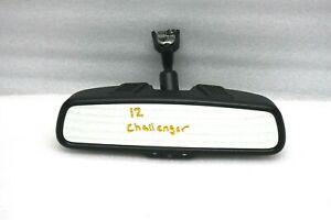 For 2008-2014 Dodge Challenger Interior Rear View Mirror Mopar 32548MV