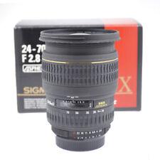 SIGMA 24-70mm F 2.8 DG EX NIK - USATO