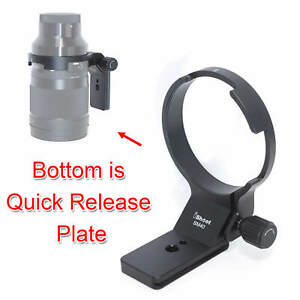 iShoot CNC Lens Collar Tripod Mount Adapter Ring for Sigma 40mm f/1.4 DG HSM Art
