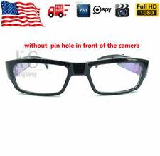 HD 1080P Digital Video Camera Glasses outdoor Eyewear spy CAM Camcorder