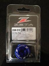 Honda CRF450 X CRF 450 X CR450F X 2005-2017 Zeta Tapón De Llenado Aceite Azul