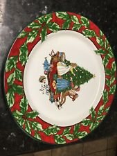 International Tableworks - Bob Timberlake Christmas Celebration - Dinner Plates