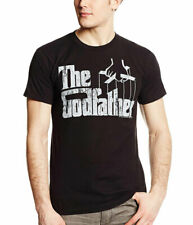 The Godfather Distressed Movie Logo T-Shirt