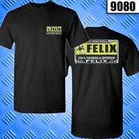 Felix the Cat license plate design - Lowrider T-shirt 9080