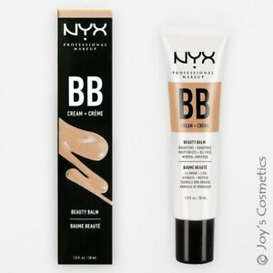 "1 NYX BB Cream ""BBCR03 - Golden"" Oil Free & Mineral infused *Joy's cosmetics*"