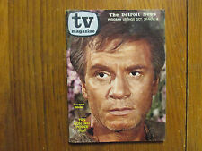 Oct. 29-1961 Detroit News TV Magazine(LAURENCE OLIVIER/JAMES ARNESS/TUESDAY WELD