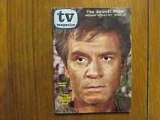 Oct. 29-1961 Detroit News TV Magazine(LAURENCE OLIVIER/JAMES ARNESS/TUESDAY WELD