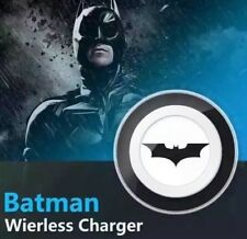 BATMAN Apple iPhone 8, 8 Plus, iPhone X Qi Wireless Charging Charger Pad Plate
