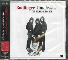 BADFINGER-BADFINGER TIMELESS... THE MUSICAL LEGACY-JAPAN CD+BOOKLET E25