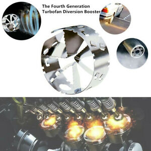 82-89MM Upgrade Fourth Generation Auto Car Turbo Fuel GasSave Oil Fuel Efficient
