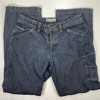 Columbia Womens Jeans Size 6 Short Blue Pants Sportswear Pockets Straight