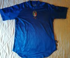 MAGLIA SHIRT CAMISETA STOCK OFFICIAL ITALIA FOOTBALL calcio maillot trikot