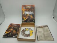 """LORDS OF THE REALM III"" WINDOWS 2003 PC GAME. Complete, open box."