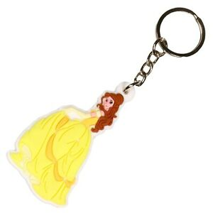 Disney Princess Beauty and the Beast BELLE - Keyring Keychain Party Bag Favours