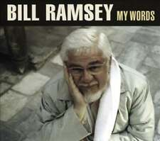 BILL RAMSEY (SAX) - MY WORDS [DIGIPAK] * NEW CD