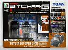 TOMY R/C Bit Char-G Tomica -Toyota dB Open Deck- 27 Mhz