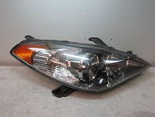nn80164 Toyota Solara 2004 2005 2006 RH Passenger Side Halogen Headlight OEM