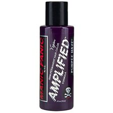 Manic Panic Amplified Semi Permanent Hair Dye Color 118 mL Purple Haze