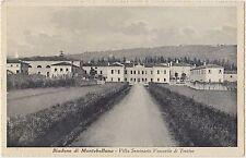BIADENE DI MONTEBELLUNA - VILLA SEMINARIO VESCOVILE DI TREVISO (TREVISO)