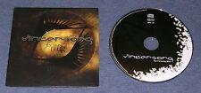 2004 METAL ~ VINTERSORG ~ The Focusing Blur ~ RARE PROMO ~ PROMOTIONAL CD