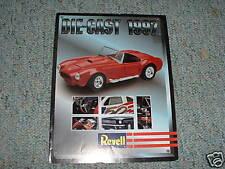 Revell Die Cast 1997 Catalog Original