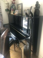 More details for beautiful yamaha upright piano  imaculate kept tuned till last past year.