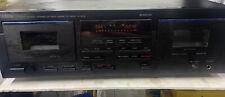 Yamaha K-902 Auto Reverse Double Cassette Deck